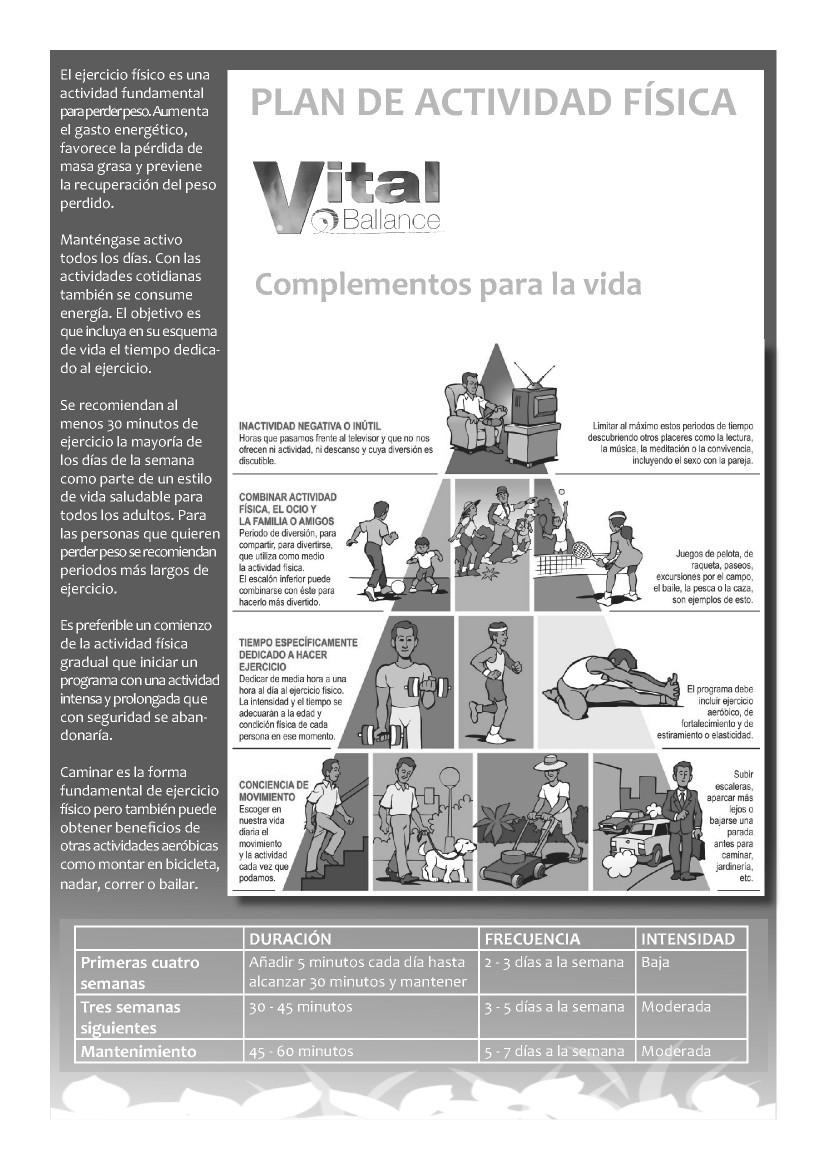 Pirámide ejercicio