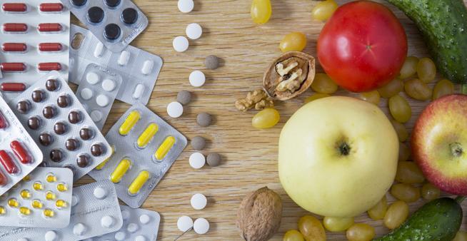 Fármacos como los anticonceptivos y los antibióticos interfieren en el metabolismo de los nutrientes