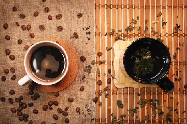 El café y el té, muy calientes, pueden provocar una malabsorción digestiva de nutrientes
