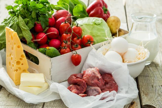 La vitamina A se puede encontrar en los lácteos, el hígado y algunos vegetales